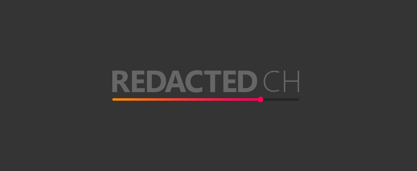 [In Stock] Buy REDActed.CH (RED) Invite